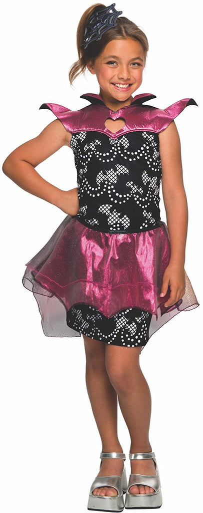 Details. Girls Monster High Draculaura Costume ...  sc 1 st  Halloween Costumes 4U & Girls Monster High Draculaura Costume - Halloween Costumes 4U - Kids ...