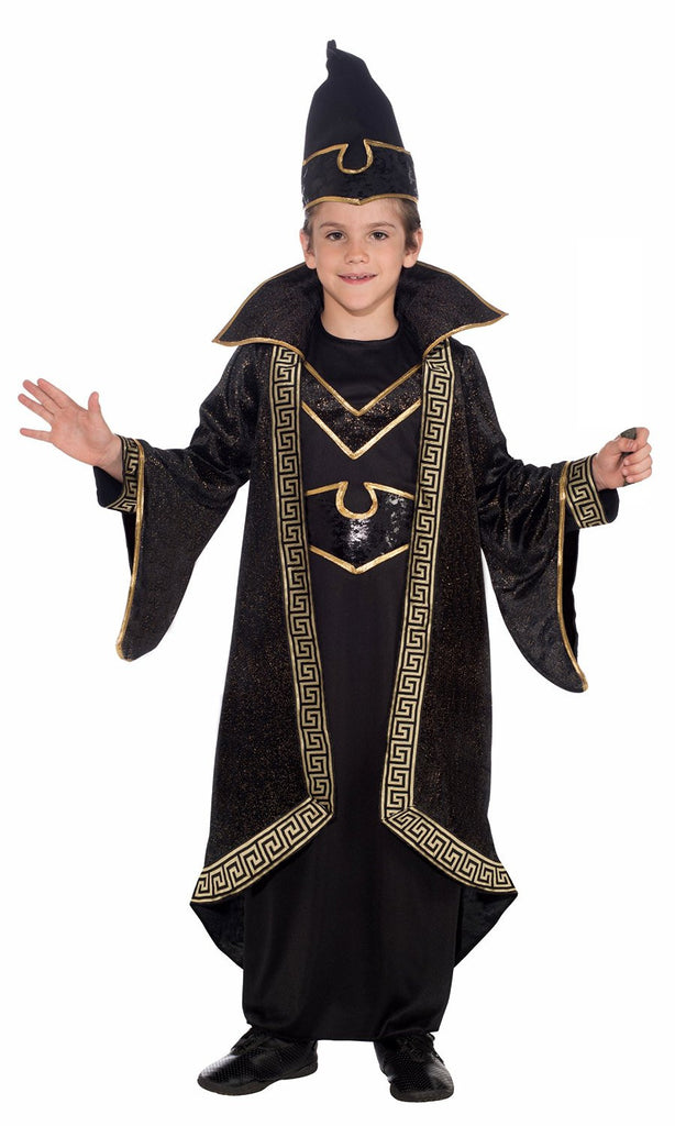 Boys Mystical Wizard Costume - HalloweenCostumes4U.com - Kids Costumes