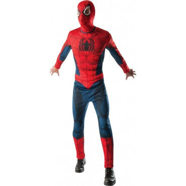 Mens Spider-Man Costume - HalloweenCostumes4U.com - Adult Costumes
