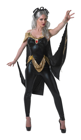Womens/Teens X-Men Storm Costume - HalloweenCostumes4U.com - Adult Costumes