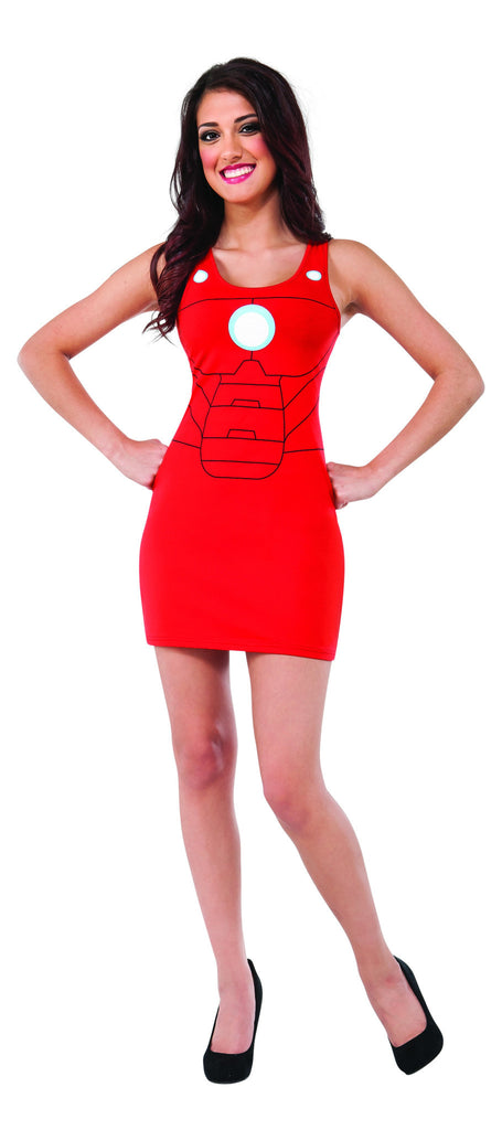 Womens Rescue Tank Dress - HalloweenCostumes4U.com - Adult Costumes