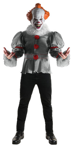 Mens Deluxe Pennywise Costume