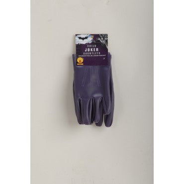 Kids Batman The Joker Gloves - HalloweenCostumes4U.com - Accessories