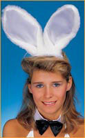 Bunny Ears Accessory Kit - Various Colors - HalloweenCostumes4U.com - Accessories