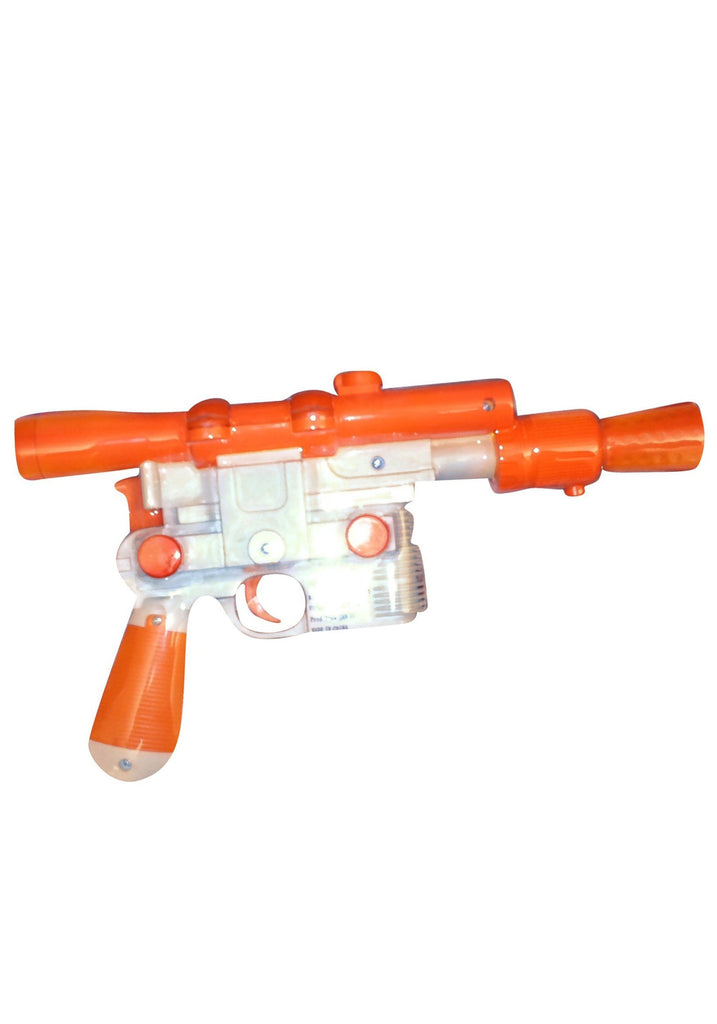Star Wars Han Solo Blaster Gun with Sound - HalloweenCostumes4U.com - Accessories