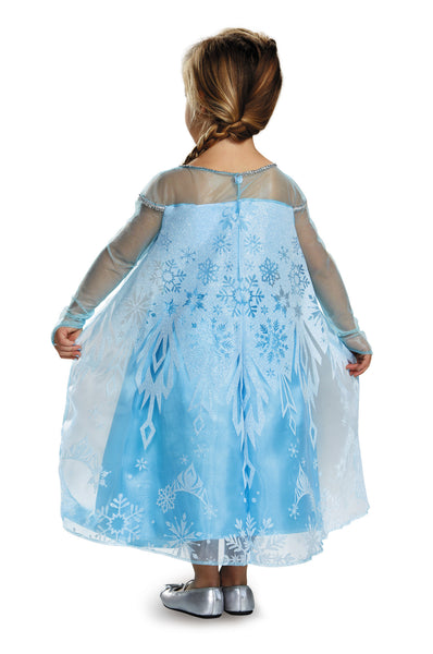 Girls Disney Princess Elsa Costume - HalloweenCostumes4U.com - Kids Costumes - 2