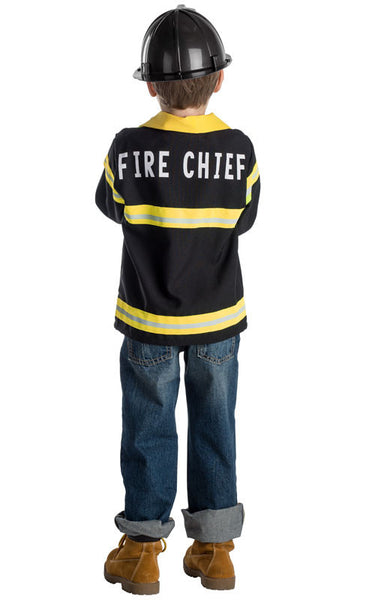 Kids Fire Chief Dress Up Set - HalloweenCostumes4U.com - Kids Costumes - 2