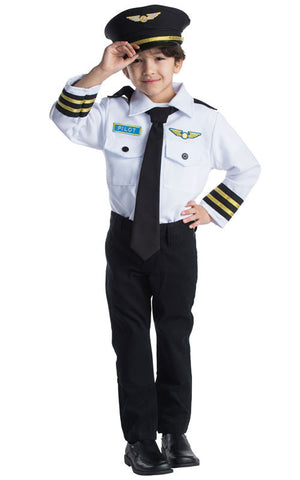 Kids Pilot Role Play Set - HalloweenCostumes4U.com - Kids Costumes