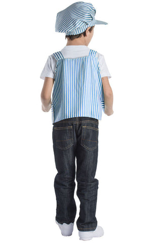 Boys Train Engineer Dress Up Set - HalloweenCostumes4U.com - Kids Costumes - 2