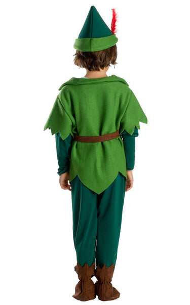 Boys Peter Pan Costume - HalloweenCostumes4U.com - Kids Costumes - 2