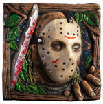 Friday the 13th Jason Wall Mount - HalloweenCostumes4U.com - Decorations