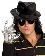 Michael Jackson Sequin Glove - HalloweenCostumes4U.com - Accessories