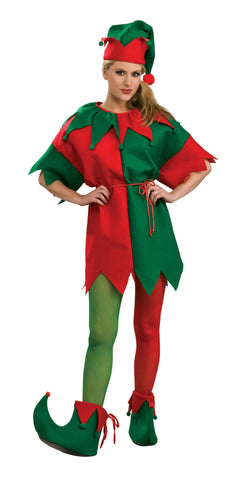 Womens Elf Tights - HalloweenCostumes4U.com - Accessories