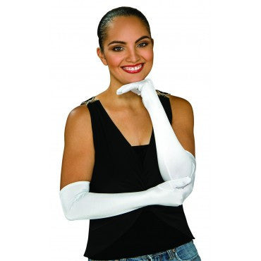 Opera Gloves - Various Colors - HalloweenCostumes4U.com - Accessories - 1