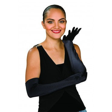 Opera Gloves - Various Colors - HalloweenCostumes4U.com - Accessories - 2