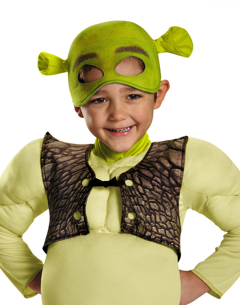 Toddlers Deluxe Shrek Costume - HalloweenCostumes4U.com - Infant & Toddler Costumes - 2