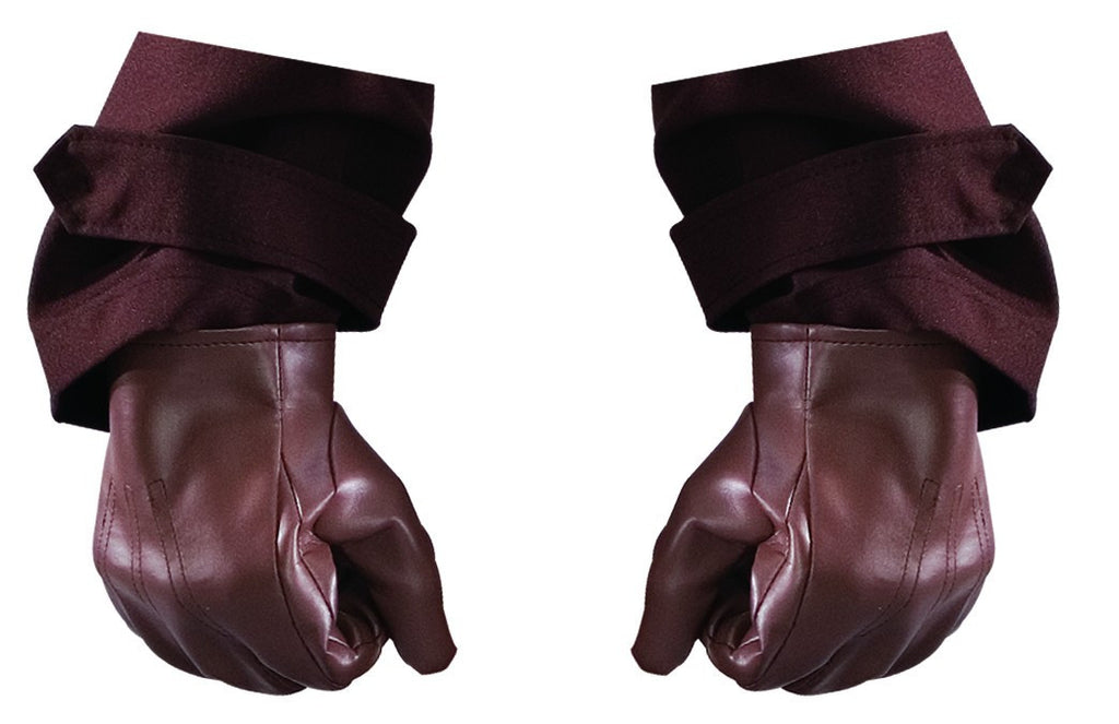 Watchmen Rorschach Gloves - HalloweenCostumes4U.com - Accessories