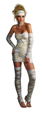 Womens Mummy Costume - HalloweenCostumes4U.com - Adult Costumes