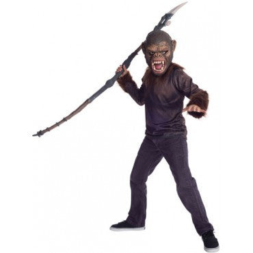 Boys Planet of the Apes Caesar Costume
