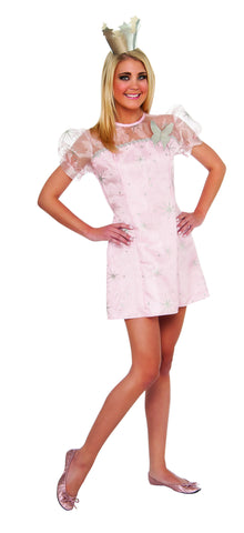 Teens Wizard of Oz Glinda The Good Witch Costume - HalloweenCostumes4U.com - Adult Costumes