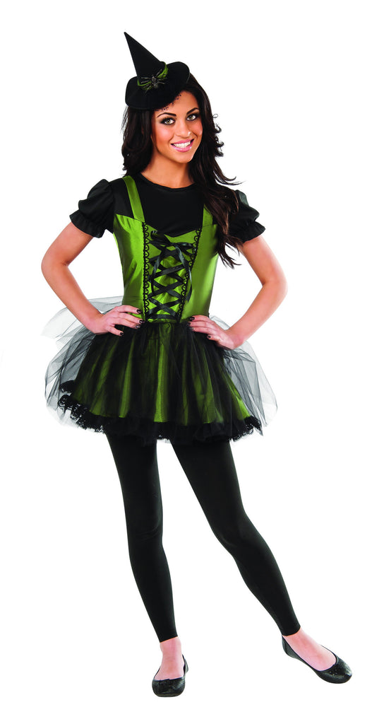 Teens Wizard of Oz Wicked Witch of the West Costume - HalloweenCostumes4U.com - Adult Costumes