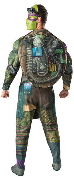 Mens Ninja Turtles Deluxe Donatello Costume - HalloweenCostumes4U.com - Adult Costumes - 2