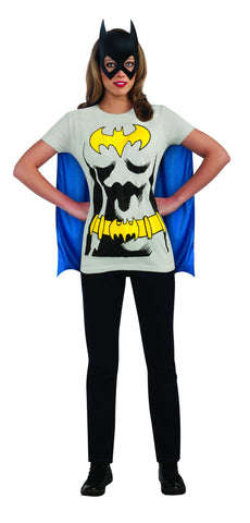 Womens Batman Batgirl Costume Shirt - HalloweenCostumes4U.com - Adult Costumes