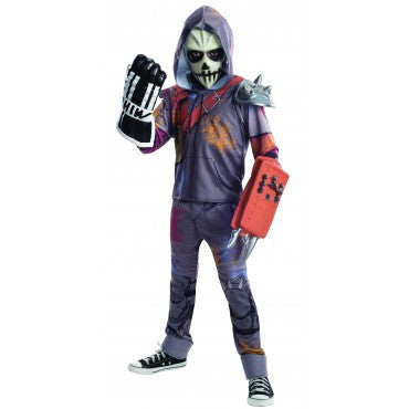 Boys Ninja Turtles Deluxe Casey Jones Costume - HalloweenCostumes4U.com - Kids Costumes