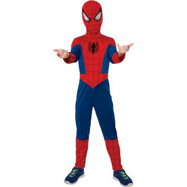 Boys Spider-Man Costume - HalloweenCostumes4U.com - Kids Costumes