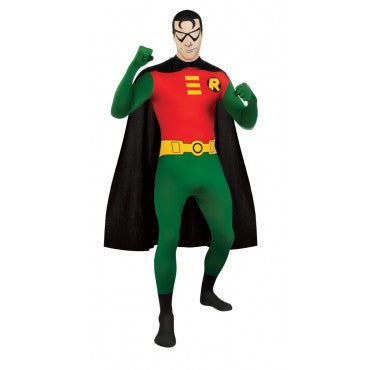 Mens Batman Robin Skin Suit - HalloweenCostumes4U.com - Adult Costumes