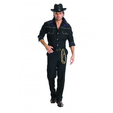 Mens Cowboy Costume - HalloweenCostumes4U.com - Adult Costumes