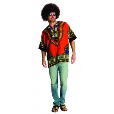 Mens Hippie Costume - HalloweenCostumes4U.com - Adult Costumes