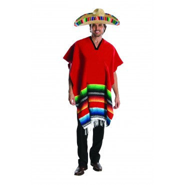 Mens Mexican Hombre Costume - HalloweenCostumes4U.com - Adult Costumes
