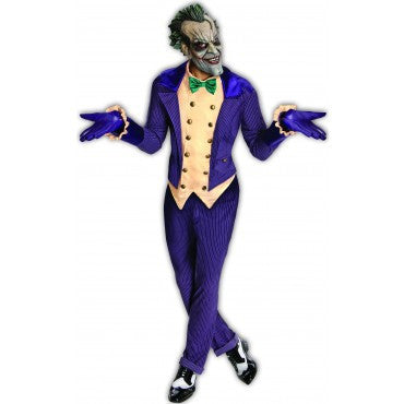 Mens Batman The Joker Costume - HalloweenCostumes4U.com - Adult Costumes