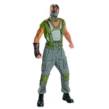Mens Batman Deluxe Bane Costume - HalloweenCostumes4U.com - Adult Costumes