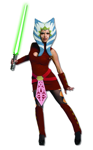 Womens Star Wars Ahsoka Costume - HalloweenCostumes4U.com - Adult Costumes