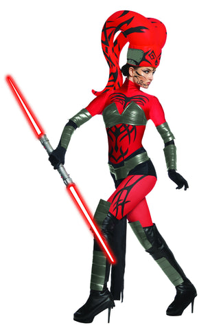 Womens Star Wars Darth Talon Costume - HalloweenCostumes4U.com - Adult Costumes