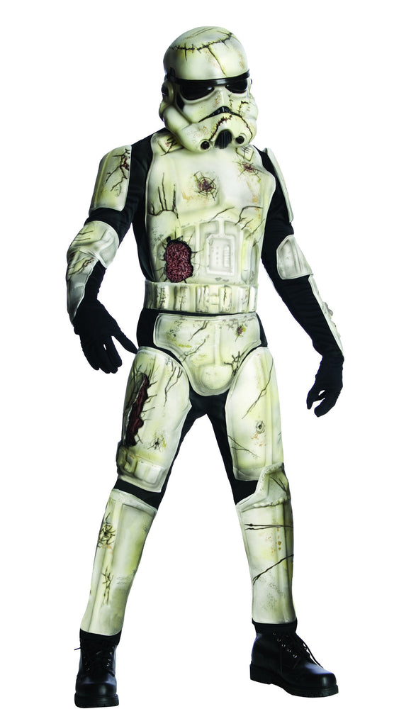 Adult Star Wars Deluxe Death Trooper Costume - HalloweenCostumes4U.com - Adult Costumes