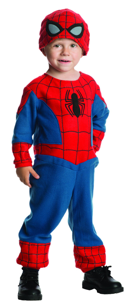 Toddlers Ultimate Spider-Man Costume - HalloweenCostumes4U.com - Infant & Toddler Costumes