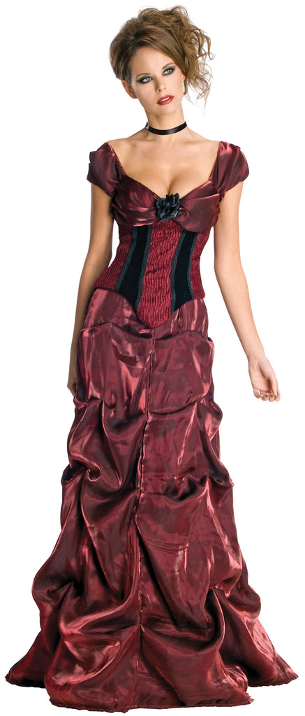Womens/Teens Dark Rose Costume - HalloweenCostumes4U.com - Adult Costumes