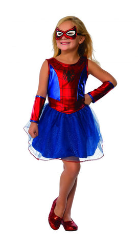 Girls Spider-Girl Tutu Costume