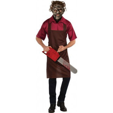 Mens Texas Chainsaw Massacre Leatherface Costume - HalloweenCostumes4U.com - Adult Costumes