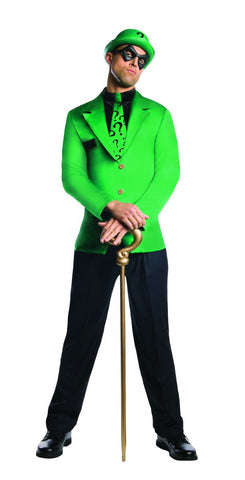 Mens Batman Deluxe The Riddler Costume
