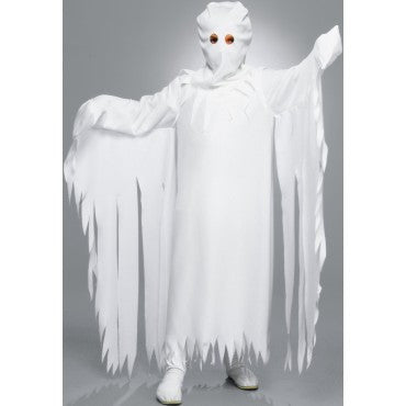 Kids Ghostly Spirit Costume - HalloweenCostumes4U.com - Kids Costumes