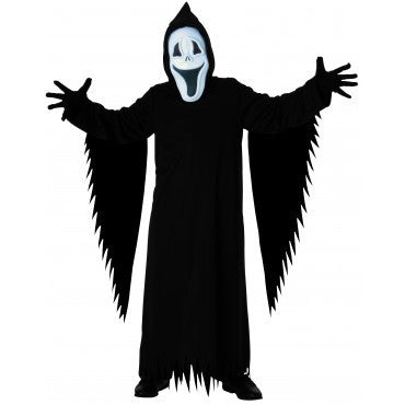 Boys Smiley the Ghost Costume - HalloweenCostumes4U.com - Kids Costumes