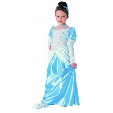 Girls Cinderella Costume - HalloweenCostumes4U.com - Kids Costumes