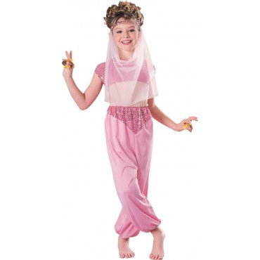 Girls Harem Girl Costume - HalloweenCostumes4U.com - Kids Costumes