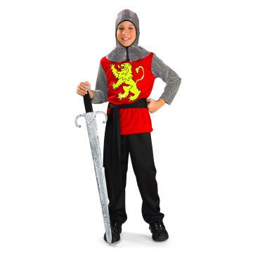 Boys Medieval Lord Costume - HalloweenCostumes4U.com - Kids Costumes