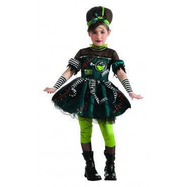 Girls Frankie's Princess Costume - HalloweenCostumes4U.com - Kids Costumes