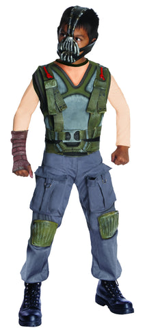 Boys Batman Deluxe Bane Costume